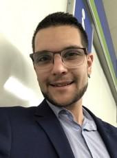 Abraham, 24, Spain, Alcala de Henares