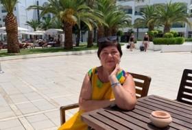 Lyuda, 58 - Just Me