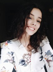 Arina, 22, Russia, Moscow