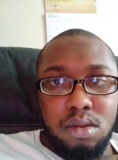 Antonio Baker, 29, United States of America, Columbus (State of Ohio)