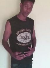 Oberto Emane, 23, Brazil, Anapolis