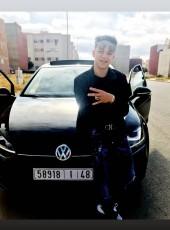 ayoub, 20, Spain, Archena