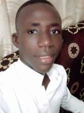 Konate, 18, Ivory Coast, Yamoussoukro