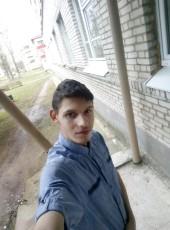 Andrey, 20, Belarus, Shchuchin