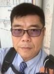 William, 53  , Taipei