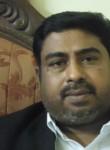 Gopalakrishnan, 48 лет, Kochi