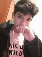 Martín, 18, Chile, Arauco