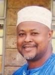 Barre Mushi, 43  , Dar es Salaam