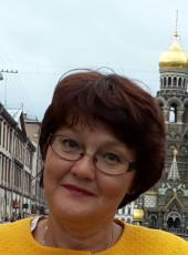 Vera, 56, Russia, Moscow