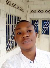 Grâce mugundu, 23, Congo, Kikwit