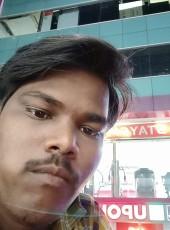 Farooq, 18, India, New Delhi