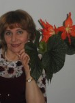 Tatyana Bisereva, 60  , Tselinnoye (Kurgan)