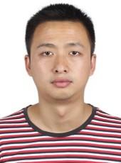 洋洋得意, 32, China, Chengdu