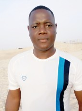 M Saliou Diallo, 34, Mauritania, Nouakchott