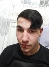 Fatih, 22, Turkey, Ankara