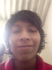 Brayran, 18, Mexico, Chilpancingo de los Bravos