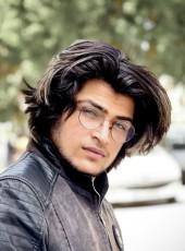 Ehsan, 21, Iran, Tehran