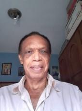 Jair Rosa , 62, Brazil, Boa Esperanca