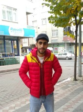 İbrahim, 21, Turkey, Ankara
