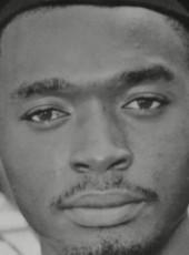 Asuming, 18, Ghana, Accra