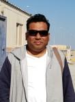 U Krishna M, 43  , Muscat