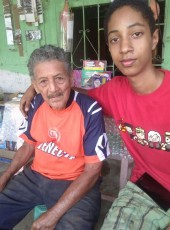 Antini, 18, Ecuador, Guayaquil