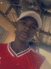 Gonaldo Great, 18, Nigeria, Abuja