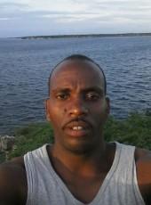 Mike, 36, Haiti, Port-au-Prince