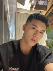 宇傑, 37, China, Tainan
