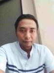 Randhi, 40, Jakarta