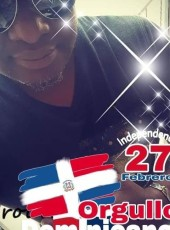 Cesar Junior, 42, Dominican Republic, Santo Domingo