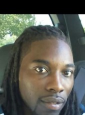 Dontrell, 30, United States of America, Sumter