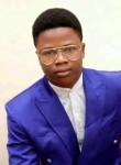 Godswill, 21, Abuja