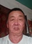 Damdintsyren, 61  , Ulan-Ude