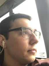 Joseph, 20, Canada, Thunder Bay