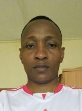 Peter Mgaya, 32, Tanzania, Maramba