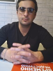 Almaskhan, 27, Abkhazia, Sokhumi