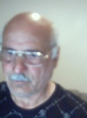 Piter Simanduev, 73, Israel, Ramat Gan