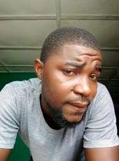 Big Sam, 28, Liberia, Monrovia