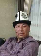 Kushtarbek, 42, Kyrgyzstan, Bishkek