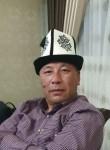 Kushtarbek, 40, Bishkek