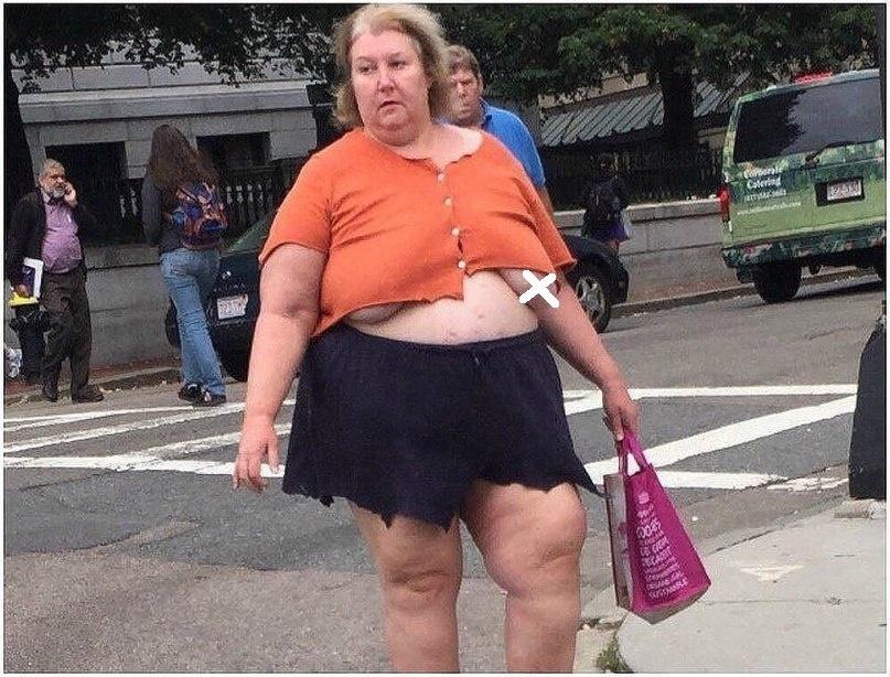 бабушки фото толстухи