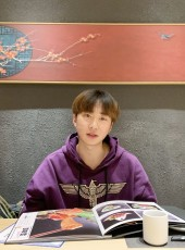 赵清远, 18, China, Luoyang (Henan Sheng)