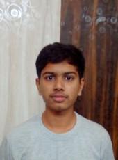 pranay, 18, India, New Delhi