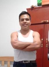 Izaquies, 26, Peru, Lima