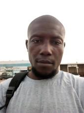 Francis Mawuga , 40, United Arab Emirates, Abu Dhabi
