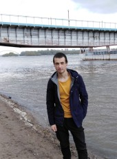 mukhammed, 24, Russia, Novosibirsk