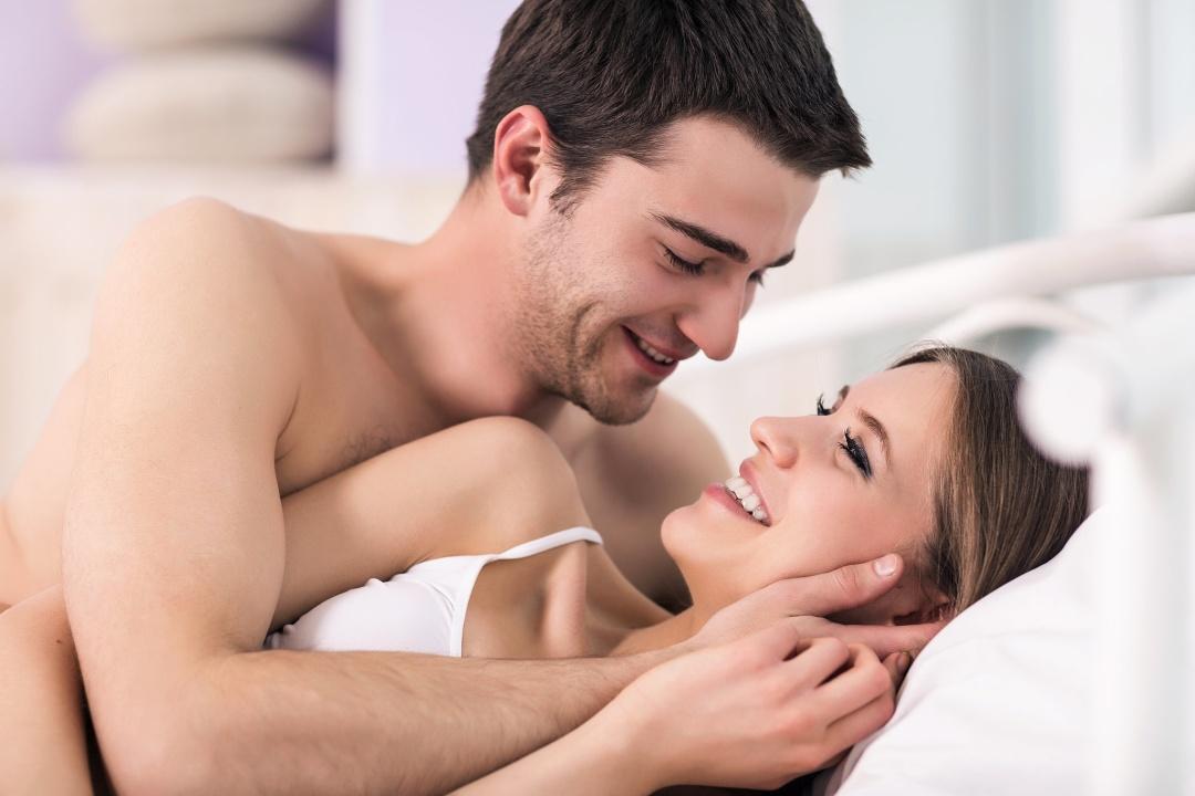 интимная ночь мужа и жены как