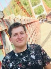 Juliano, 27, Brazil, Jacarezinho