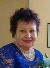 Natalya, 65, Russia, Kostroma